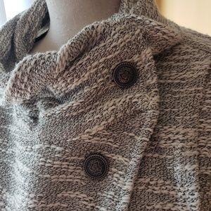 Socialite light gray cover up